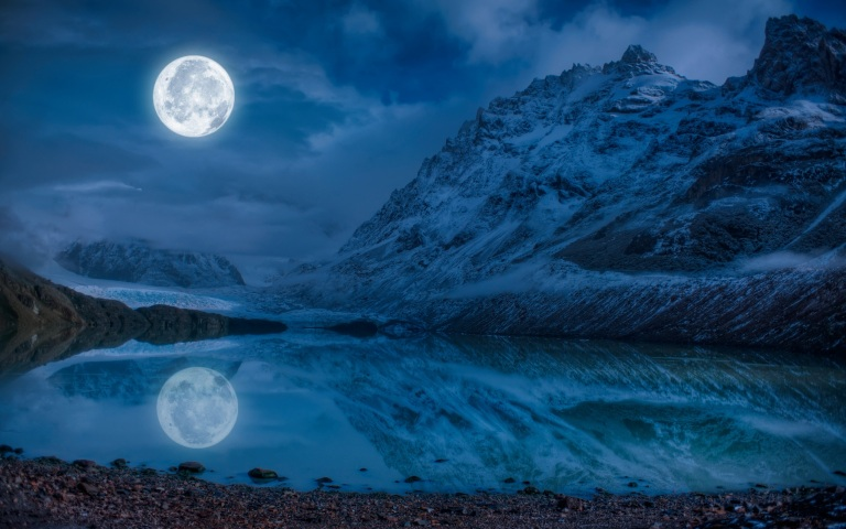 water-mountain-moon-river-158056
